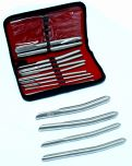 14 Pcs Hegar Dilators set Single Ended surgical instruments