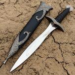 "11"" Collectible Roman Fantasy Dagger with Sheath"