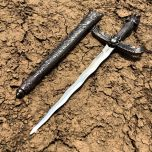 "13.5"" Female Egyptian Dagger with Sheath"