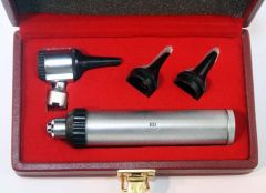 ENT Ophthalmoscope Otoscope Diagnostic Set with Beautiful box Good Quality
