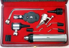 Ophthalmoscope Otoscope ENT Diagnostic Set