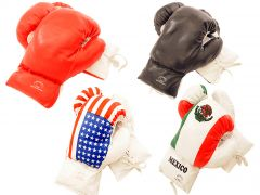 18oz Boxing Gloves In 4 Different Styles