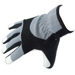 Perrini Genuine Leather High Quality Textile Mechanical Work General Purpose Working Gloves