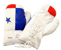 16oz Panama Boxing Gloves
