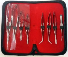 Sets of 8 Pcs Eye Instruments
