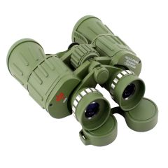 60X50 Green Army Binoculars With Bag