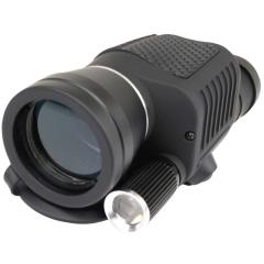 Perrini 16X40 Sports High Definition sharp View Monocular Green Lens Compass New