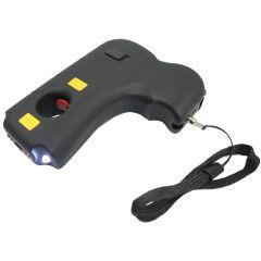Defender Hand 10 Mil Stun Gun LED Light & Safety Switch
