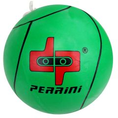 New Green Tether Ball for Play Grounds & Picnics with Rope