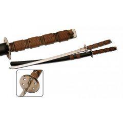 """40"""" Full Tang Katana Sword Stainless Steel"""