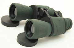 10X60 Green Perrini Binoculars With Carrying Case