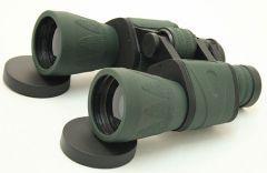 10X60 Green Perrini Binoculars With Carrying Case