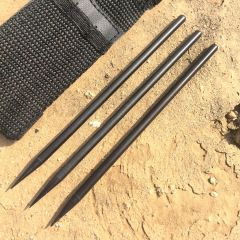 "6"" Throwing Spike Darts With Wrist Strap"