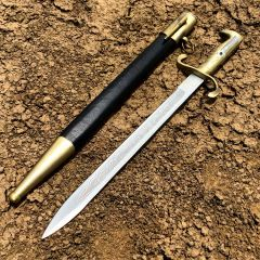 "18"" Collectible Dagger Stainless Steel with Sheath"