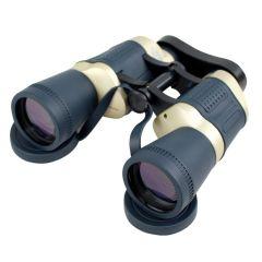 Perrini 30X50 Dark Blue & Tan Auto Focus High Definition Binoculars