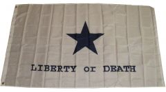 3'x5' Super Polyester Goliad Battle Liberty or Death Flag