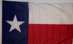 3x5 Cotton Lone Star Texas State Flag Indoor Outdoor