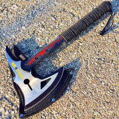 "16"" Hunt-Down Tactical Axe"