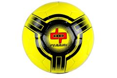 Perrini Futsal Ball Yellow Black Low Bounce Football Official Size 4 Brand New
