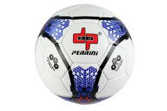 Perrini Tacno Material Official Size 5 Soccer Ball Blue and Black