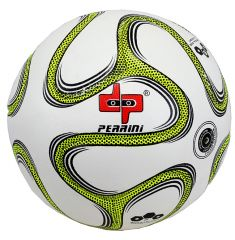 Perrini Official Size 5 Soccer Ball Green
