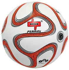 Perrini Match Brazuca Soccer Ball Training Football Orange Official Size 5