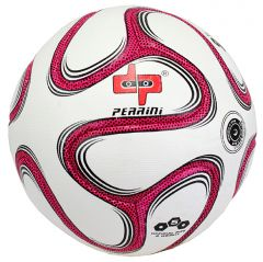 Perrini Official Size 5 Soccer Ball Pink