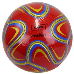 Perrini Official Size 5 Soccer Ball Maroon
