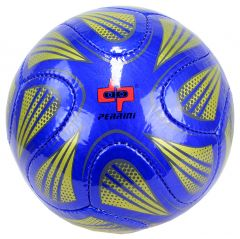 Perrini Official Size 5 Soccer Ball Blue