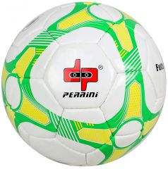 Perrini Green/Yellow/White Futsal Soccer Ball Size 5