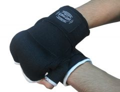 MMA Black Training Gloves