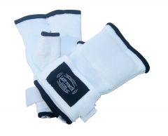 MMA White Training Gloves