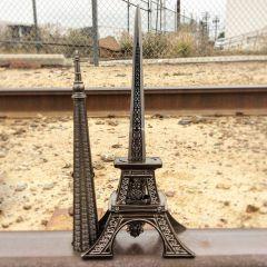 """Defender 8.5"""" Eiffel Tower Letter Opener/Dagger"""