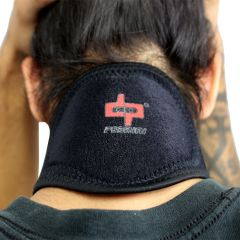 Perrini Self-heating Neck Support Pad Protector