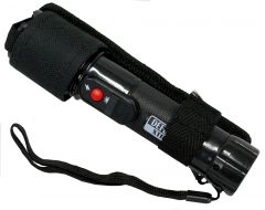 "6.5"" Defender-Xtreme Black Heavy Duty 3 Million Volt Stun Gun"