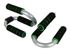 Perrini Home Gym Push Up Bars Pair Work Out Exercise Bars