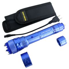 Defender-Xtreme High Powered Tactical Blue Flashlight Self Defence Stun Gun