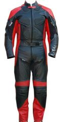 2 pc Motorcycle Leather Suit Racing Leather Suit