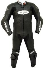 Perrini's Fusion Motorcycle Racing Suit Leather Suit