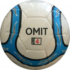Perrini OMIT Indoor Outdoor Blue Black Sports  Soccer Match Ball Size 4