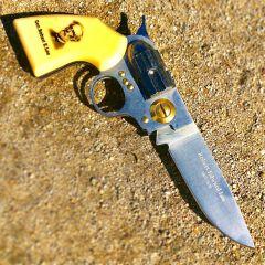 High Quality Defender Gen. Robert E. Lee Gun Folding Knife