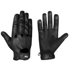Perrini Classic Soft Aniline Leather Driving Gloves Genuine Lambskin  Ventilated