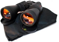 20x50x70 Perrini Black Color Binocular w/ Zoom