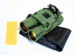 10x25 Ruby Lense Binocular Camo