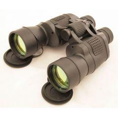 20x50 Good Quality Ruby Coated Binoculars Black