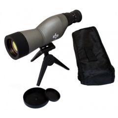 15-50X 60 Angle Spotting Scope Rubies Coated Water Resistant With Compact Tripod