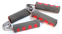 1 Pair Fitness Hand Grips Exercise Pro Work Out Equipment New