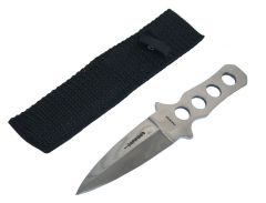 "7"" Throwing Knife with Sheath"