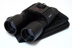 16X32 Black Plastic Binoculars 94M/1000M With Pouch